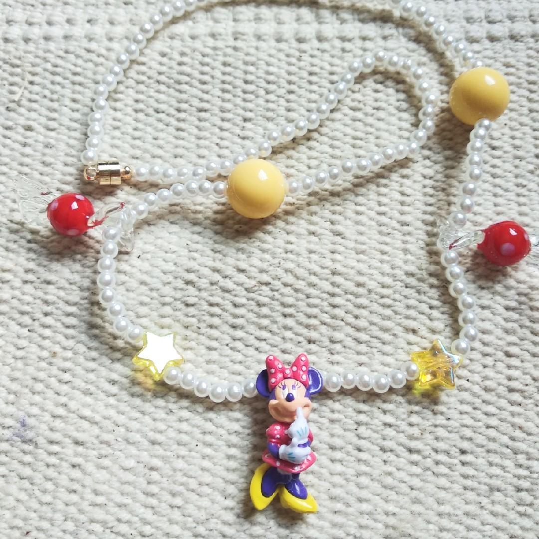Sunflower original lovely Minnie retro Harajuku Style Necklace