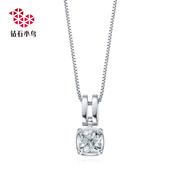 Zbird/钻石小鸟18K金钻石吊坠托-INSTINCTIVE随心-吊坠托不含链