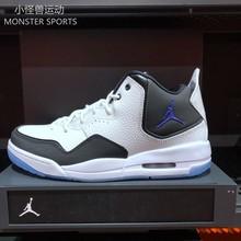 JORDAN 男子复古耐磨气垫经典篮球鞋 AR1000-104-023-100 AR1002