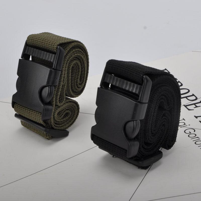 Canvas belt mens cloth belt fashion Korean belt mens mountaineering sail outdoor sports cloth belt leather belt