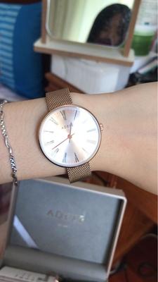 Re:真实对比vh和adexe手表哪个质量好??对比Victoria.Hyde手表vh和adexe手表哪个 ..