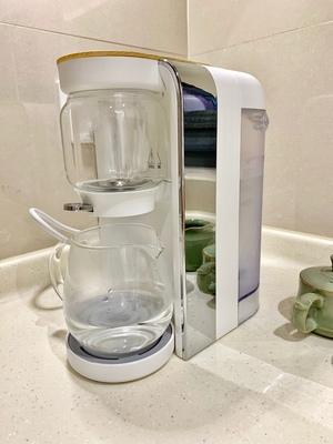 推荐鸣盏即热式饮水机 泡茶饮水 一机双模 多段控温 即烧即饮