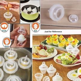 pcss hrd boil eggs cooker without shes   egg seprto床品配件