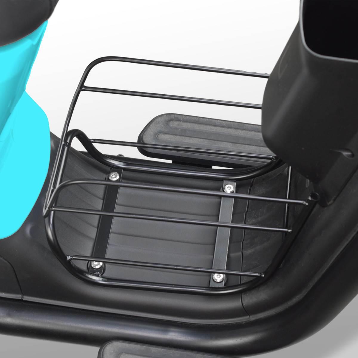 小牛U1U+电动车改装配件中框车筐中置车篮铁框子小牛电瓶车专用