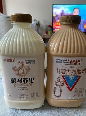 兰格格酸奶价格怎么样,好喝吗,奶香浓郁纯正,口感细腻