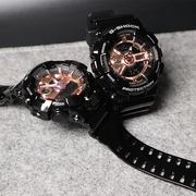 卡西欧2019年G-SHOCK GA-110MC-1A/GA-700MMC/GA-800MM新款玫瑰金
