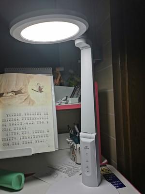 强烈推荐良亮学生儿童书桌台灯 漫射更柔和 AAA级健康照明