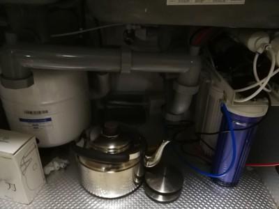 用户爆料:iSpring爱诗普霖进口直饮净水器怎么样?过滤精度高不高?