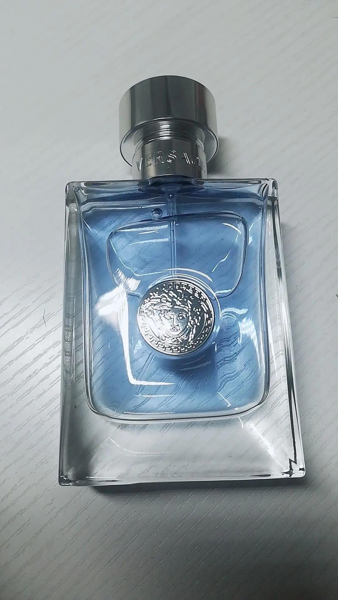 范思哲经典同名男士淡香水,送男朋友生日礼物推荐