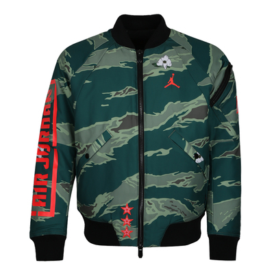 NIKE耐克2019年新款男子AS ASW GFX JACKET棉服AT9006-010