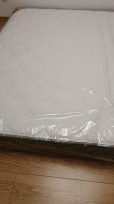 Re:使用感受珀兰乳胶床垫好不好,味 道大吗?珀兰床垫质量评测
