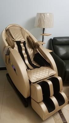 来来真实评测尚铭SL导轨按摩椅家用电动全自动全身揉捏多功能太空舱按摩器810L怎么样?