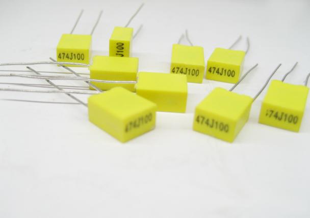 474电容 0.47UF 电容DIY常用电器影音家电电路校正电容器