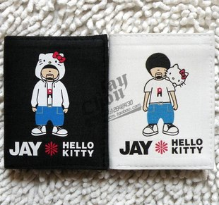 Jay Money PHANTACi X HELLO KITTY Princess same paragraph surrounding Disease couple souvenirs
