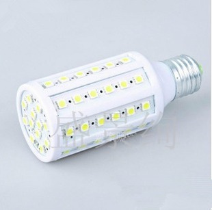 12W 5050 SMD corn lamp led energy saving lamp E27 screw super bright 60 led lamp corn
