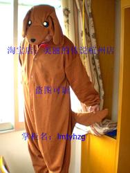 搞怪睡衣/正版SAZAC品牌/可爱小狗睡衣(四季款)/小狗狗卡通睡衣