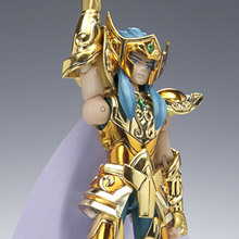Hyun ice animation Saint Seiya Myth Golden Saint Cloth Myth Aquarius