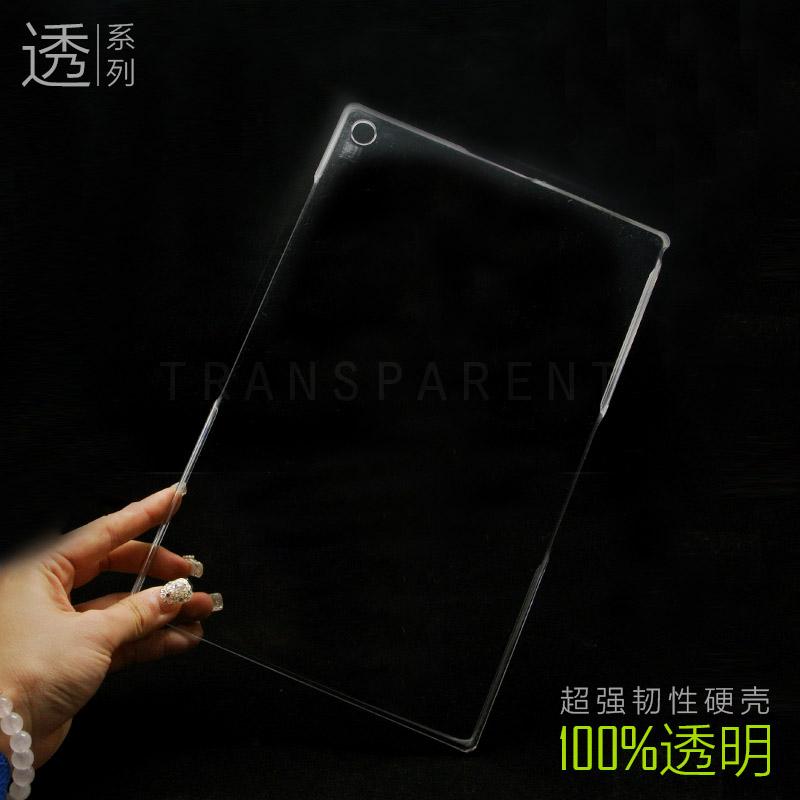Sony Xperia Z2 10,1 дюймовый планшет Tablet телефон протектор случае тонкий прозрачный кристалл