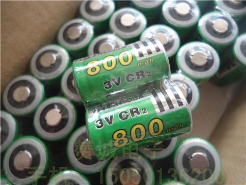 浩霸CR23V800mAH锂离子充电电池强光手电筒拍立得相机电池2节CR210月14日最新优惠