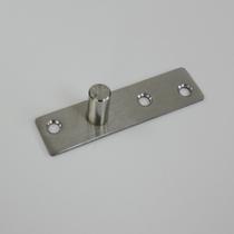 鎖夾無框玻璃門配件玻璃門夾鎖地彈簧門地鎖玻璃門地鎖