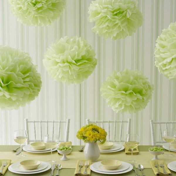 Ночи свадьба свадьба 40 см свадьба бумаги цветок цветы декоративной бумаги цветок мяч бумаги Рождество должн иметь пункты 50g