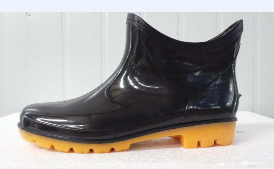 特大码男士短筒雨鞋38码45码46码47码48码牛筋防滑水鞋厨师鞋
