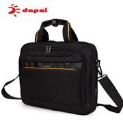 Dapai authentic fashion handbag business casual laptop Briefcase bag shoulder Messenger bag men Chao