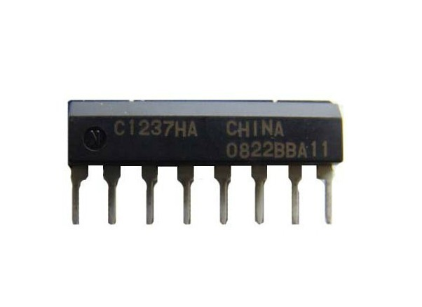 Realplay c1237ha upc1237ha sip-8 chip