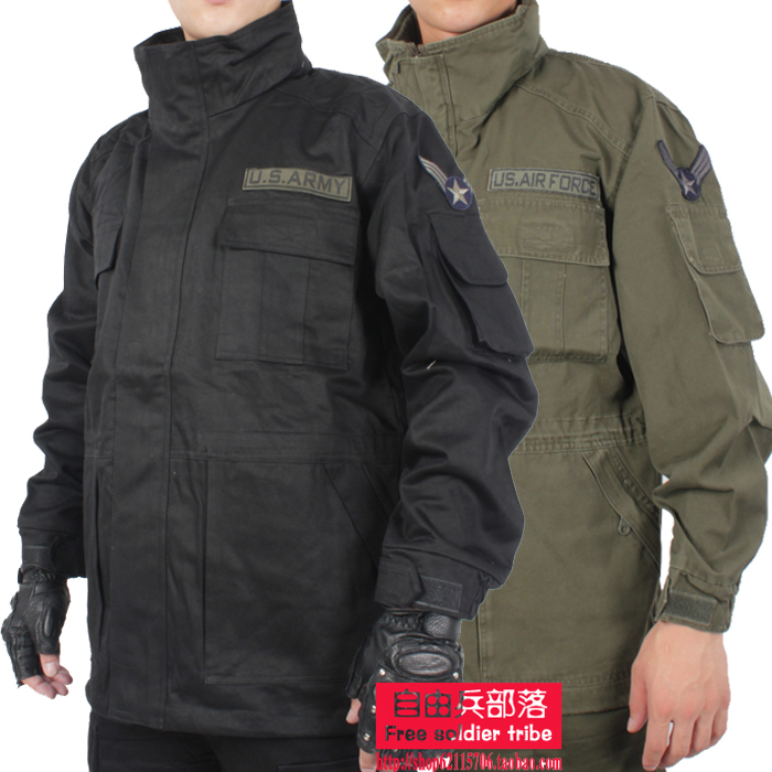 Fire line free soldiers outdoor military fans leisure field assault suit mens windbreaker special price Camping Hiking windbreak outing