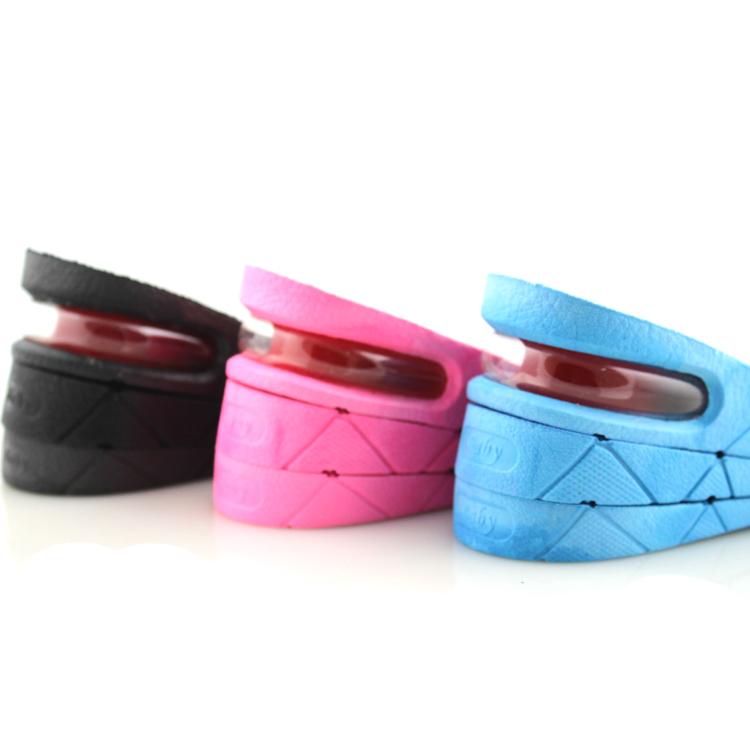 新款宝贝三层可调节全掌隐形内增高鞋垫男女式通用款增高7cm包邮