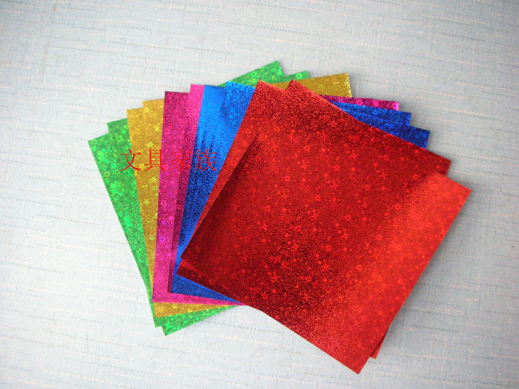 Ручной работы бумага pepa тысячу бумажных журавликов оригами вспышка бумага мое стрелять бумага роуз оригами 10 чжан 15*15cm красивый