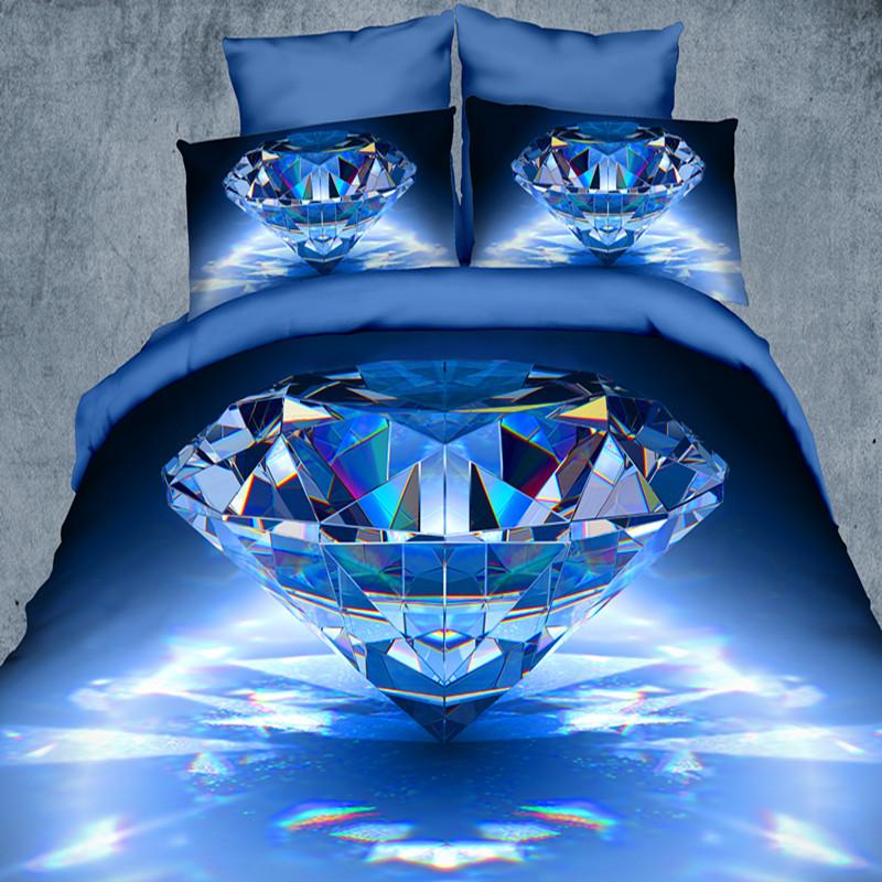 HD-d 4 х стерео пейзаж картина маслом d 4 х наборы постельного белья, постельное белье события электронной почты