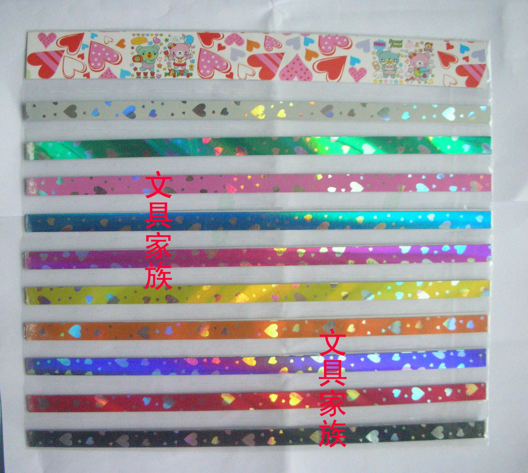 Счастливый оригами желая звезда бумага сложить звезды и полосы звезды и полосы бумага 80 чжан 1X25cm красивый