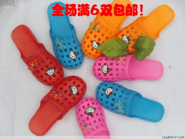 Баотоу дамы Тапочки и летние купания cool обувь милый цветок бабочка мягкая струйка воздуха прохладно Тапочки