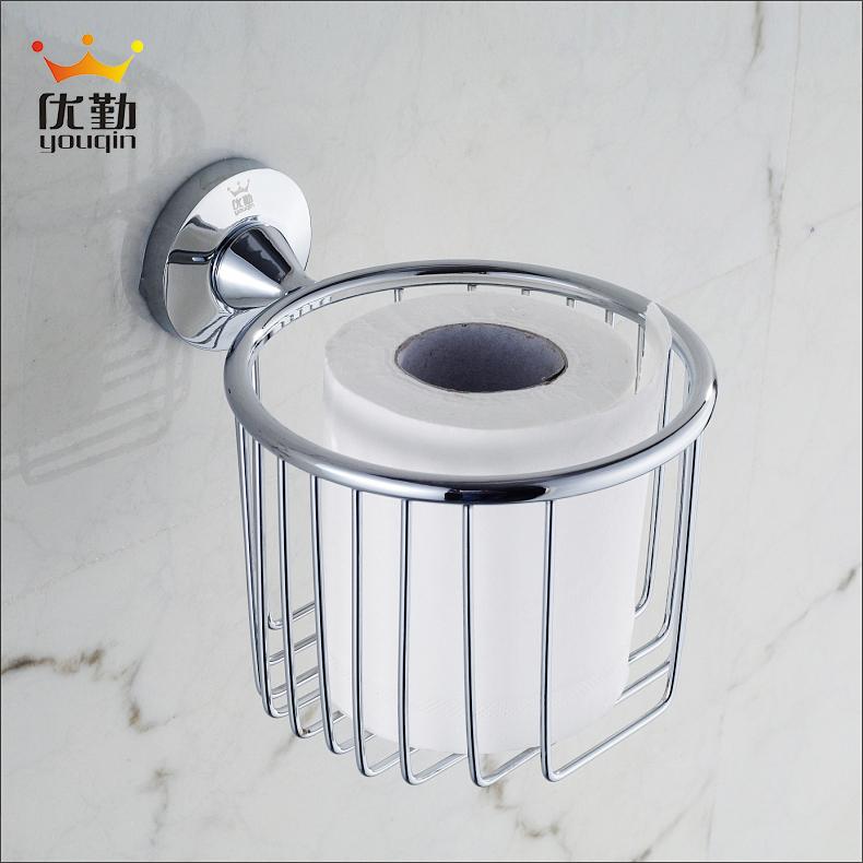 優勤衛浴 不鏽鋼 廁紙簍 紙巾簍 衛生紙籃 手紙架 置物籃紙巾架