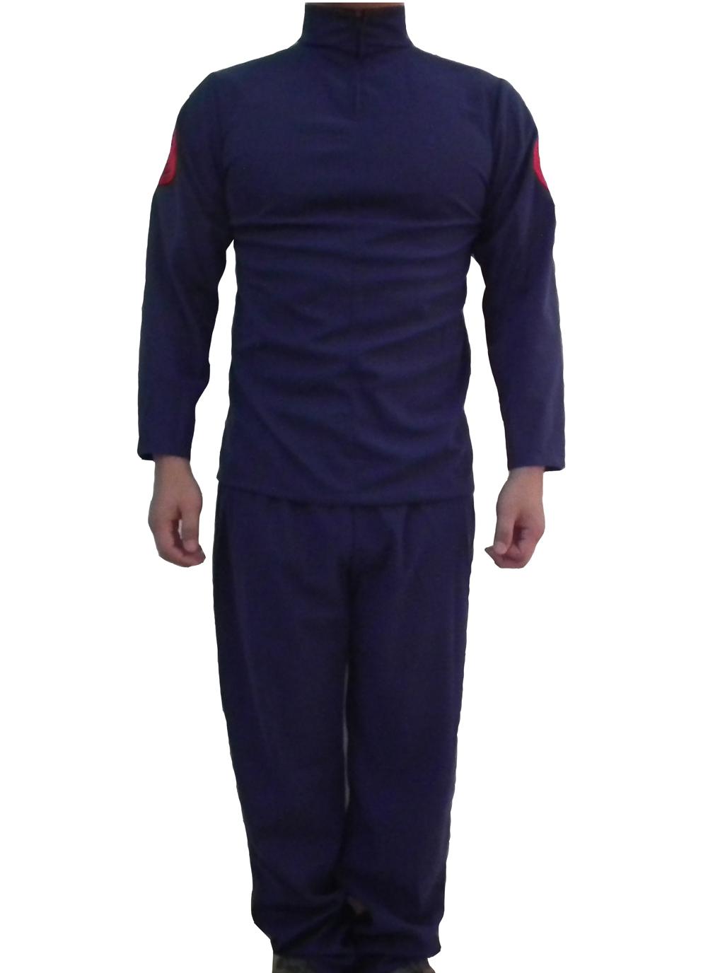 易猫-火影忍者 卡卡西cosplay 戎装 内衣 上忍内衣 阿斯玛 服装