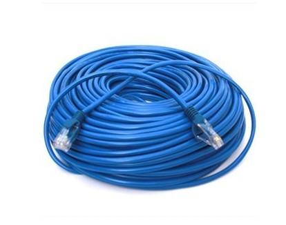 宽带网线 成型网线超五类 成品网线 带RJ45水晶头 机械压制