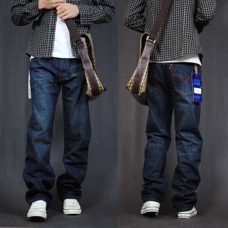 Электронной почты Корейский город мальчика прямо свободные весной увеличить добавить что удобрения джинсовая брюк повседневные джинсы Мужские