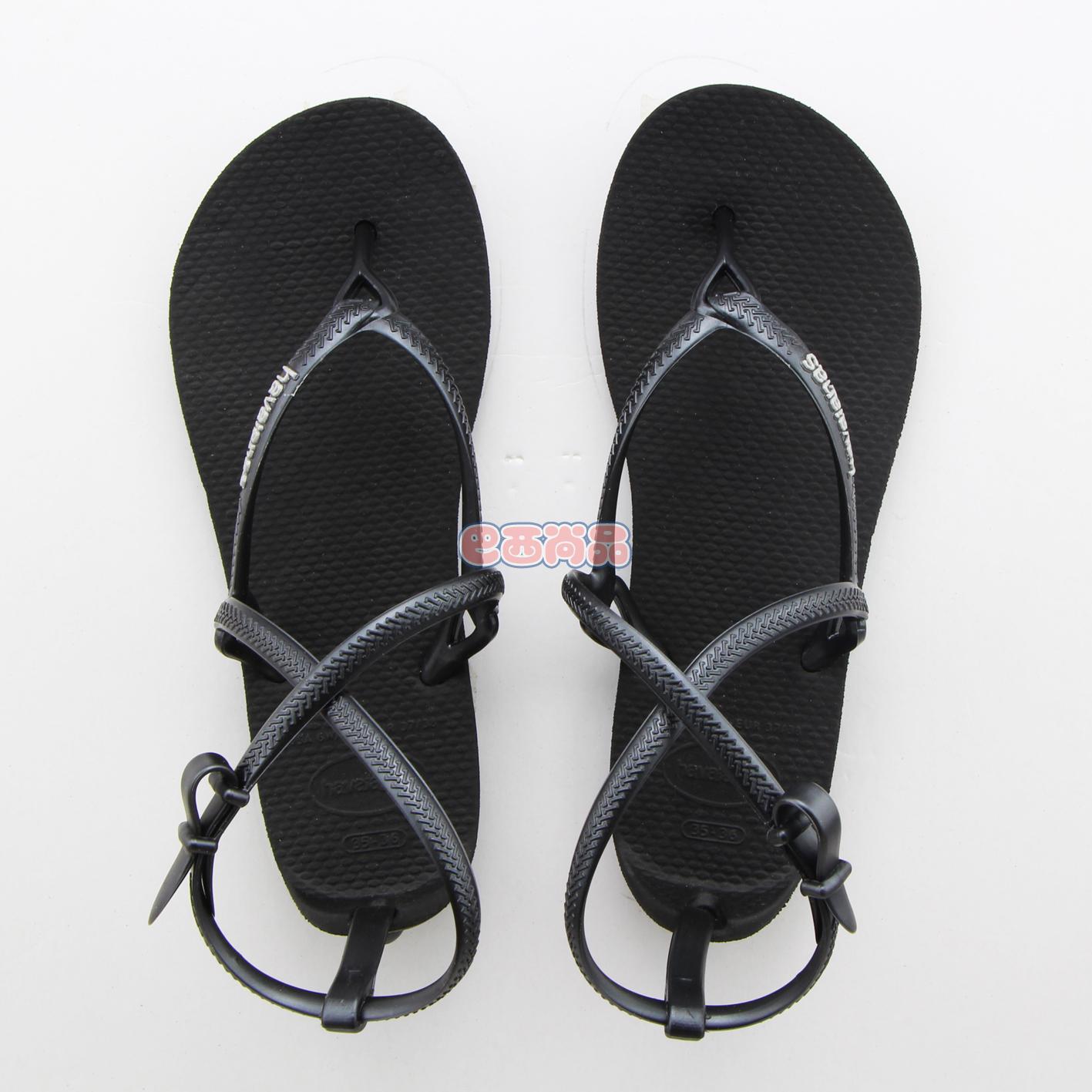 特价正品现货巴西哈瓦那Havaianas2020款女款优雅夏沙滩凉鞋Grace