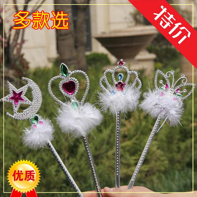 Шесть один ребенок фестиваль игра производительность статьи реквизит фотографировать моделирование волшебная палочка ангел палка ангел фея палка