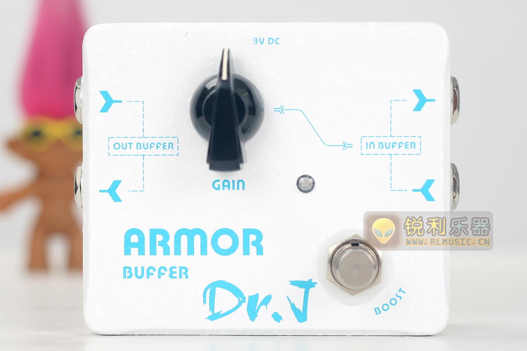 【Dr.J D57 Armor Buffer】堡垒 双缓冲激励效果器【锐利乐器】