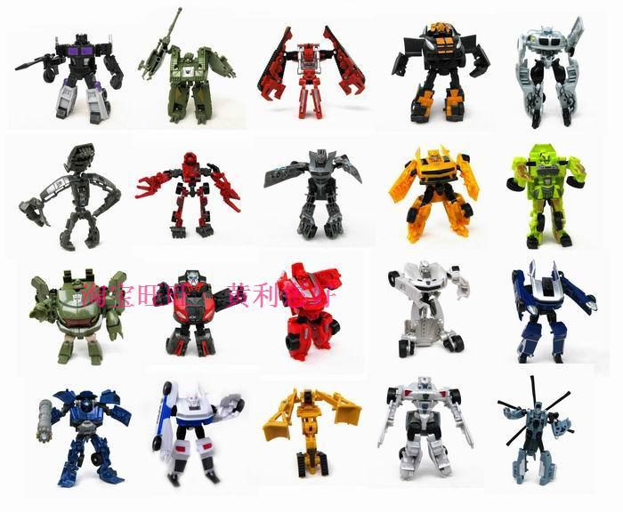 Hasbro Трансформеры игрушки олова Сайдсвайп легенды полунавесной шмель, Оптимус Прайм заграждения, такие как различные