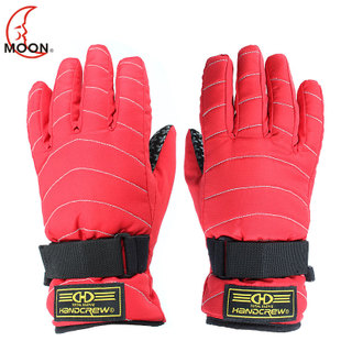 MOON outdoor climbing gloves riding gloves warm cold wind riding ski gloves slip