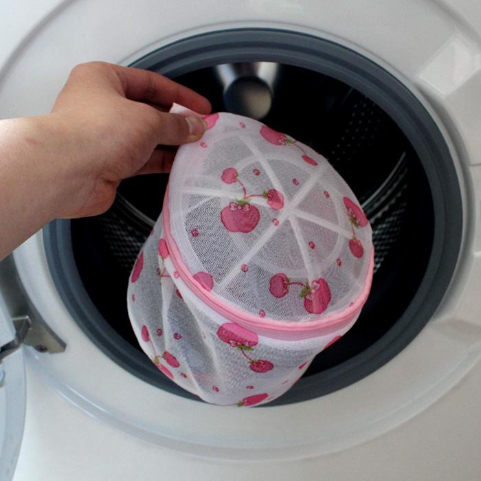 雅牌 文胸内衣护洗袋 细网洗衣机洗护袋 胸罩洗涤网保护袋带支架