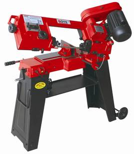 Video Introduction Nanjing risk woodworking industry metal dual band saw GFW5012 220V voltage