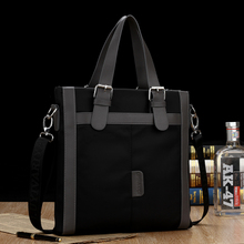 Louis Wayne luxury brand men's bags Nylon leisure men's bags one shoulder aslant bag handbag Trendy bags