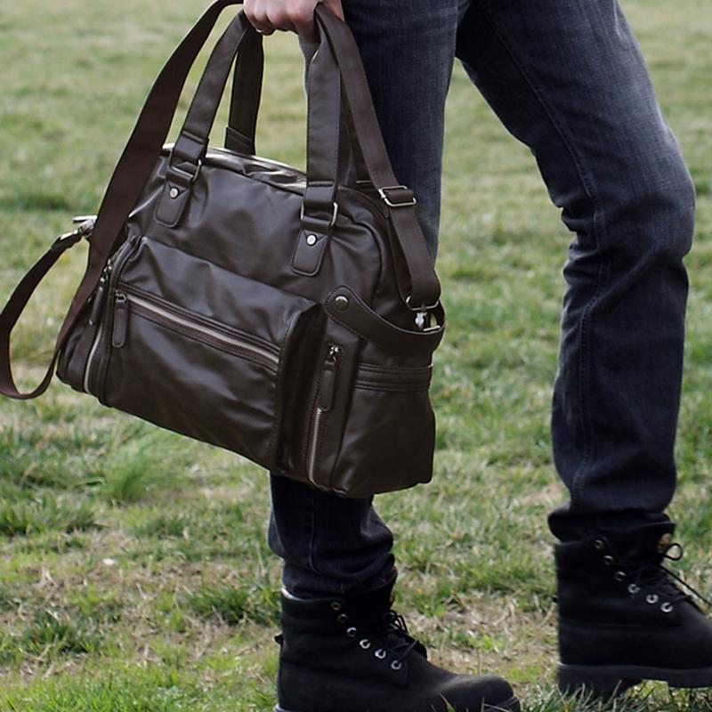 Новый человек сумка сумки сумка сумка Messenger сумка мужчин Chao Корейский сумки досуг Сумки большие сумки