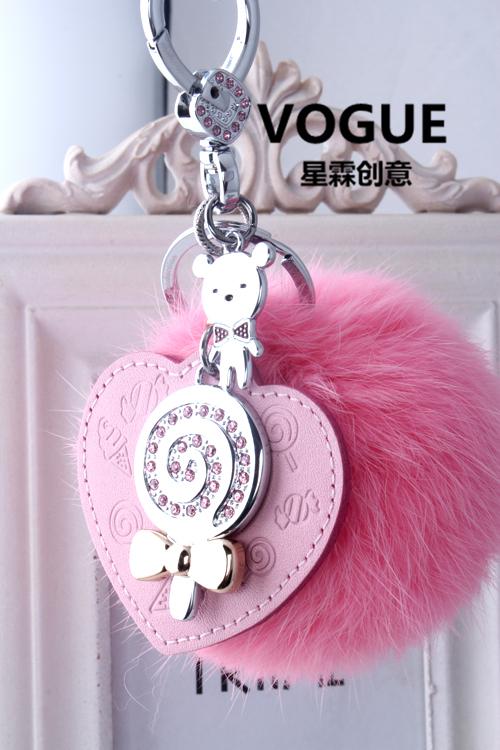 Корея последние различные дополнительные кожа кожаный мешок Кулон дамы любимый мешок украшения