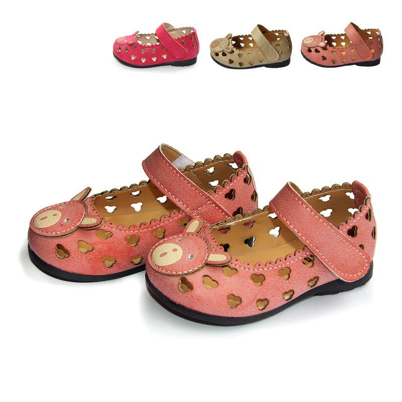 4.9 детей весной и осенью в обуви девушки прекрасный ребенок Распродажа специальные сандалии Обувь милой принцессы
