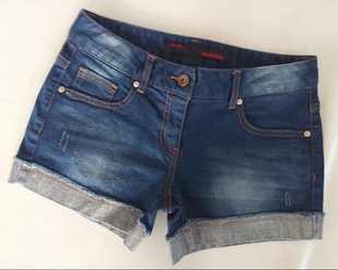 South Korea s JAMBANGEE BANGBANG original single female denim shorts shorts Specials